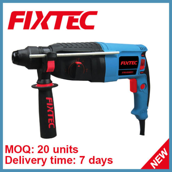 Fixtec 800W Electric Rotary Hammer Drill pictures & photos