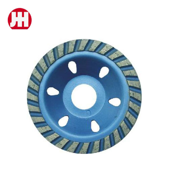 Wholesale Abrasive Turbo Grinding Tools Cup Wheel for Polishing Stone