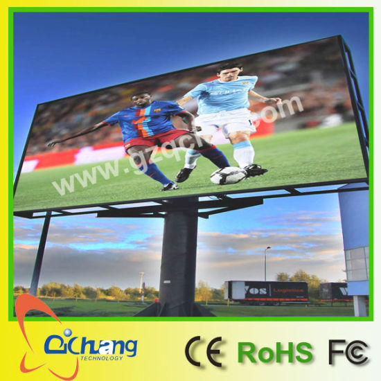 P10 Outdoor Big LED Display Screen