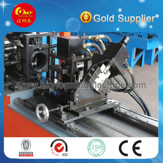 China Supplier Metal Stud and Track Making Roll Forming Machine pictures & photos