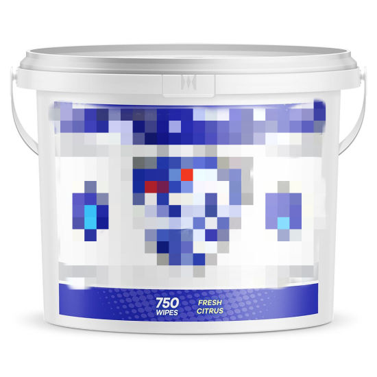 High Quality OTC Antibacterial Wet Wipes - 750-1150count Bucket