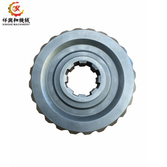 China OEM Aluminum/Copper/Iron/Zinc/Stainless Steel Spiral