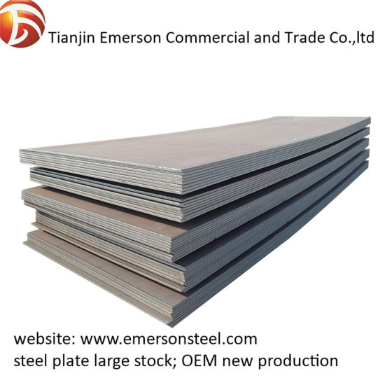 Hot Rolled Steel Plate ASTM A283 Grade C Plate Hr Thick Carbon Steel Plate Sheet Price