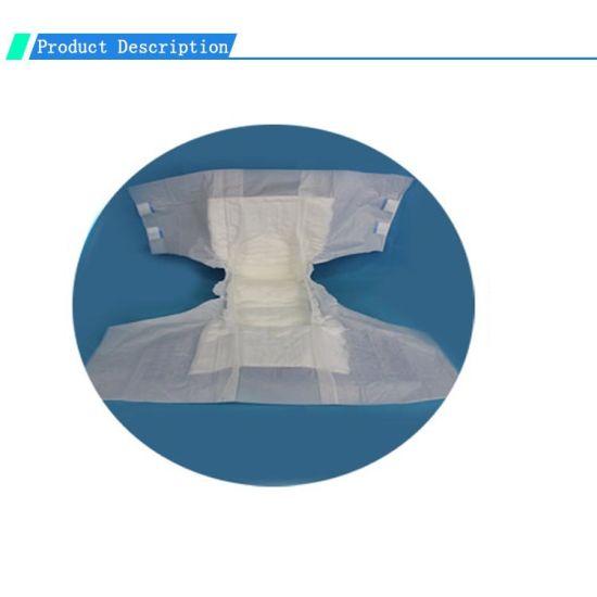 Absorbent Leak Guard Wholesale Disposable Diaper Adult Diaper