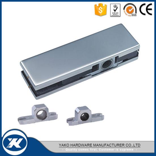 China Yako Hardware Universal Stainless Steel Glass Door Clamp