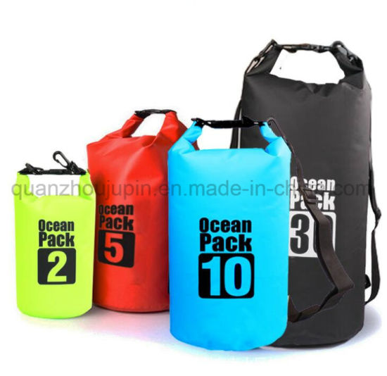 OEM Waterproof Outdoor Sport Backpack Dry Bag for River Tracing pictures & photos
