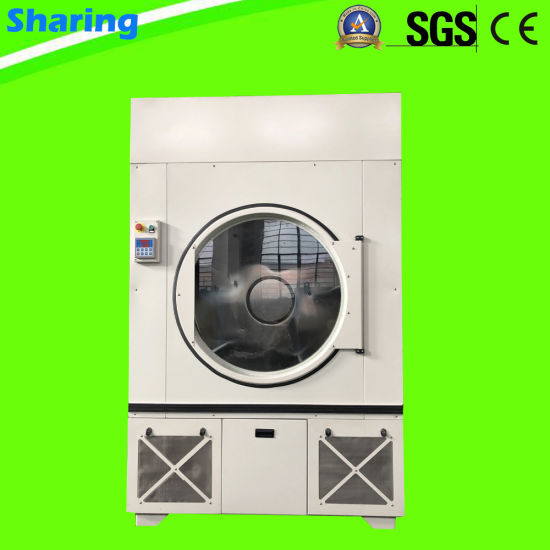 100kg Fast Speed Towel Tumble Dryer Commercial Laundry Tumble Washer Dryer