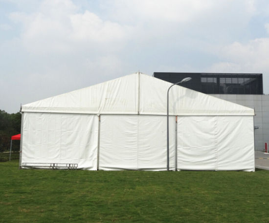 Coated PVC Rooftop Luxury Outdoor Event Tent Wedding Party Tent pictures & photos