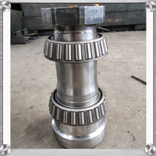 Forged Blank Heat Treatment Axle Spindle Tube for Trailer