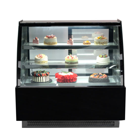 Hot Mini Hot Cake Display Counter