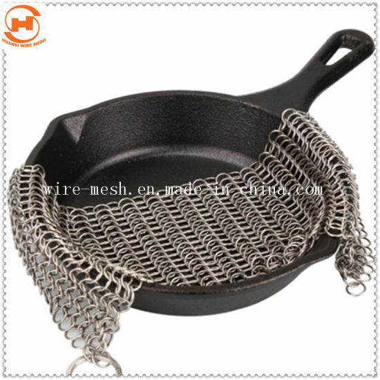 Kitchen Cleaning Pot and Pan Scrubber