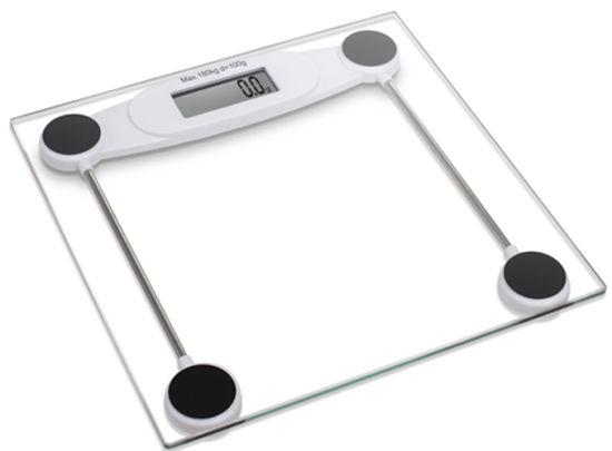 Customize Glass Customize Printing Bathroom Scale