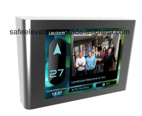 Elevator Part LCD Screen Video Type