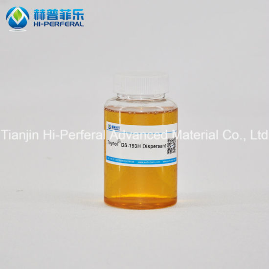 Organic Pigment Grinding Auxiliary DS-193H for coatings