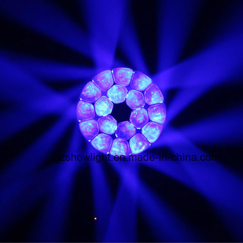 LED Lighting Moving Head 19X15W, LED Sharp Eye K10, DMX Stage Light pictures & photos