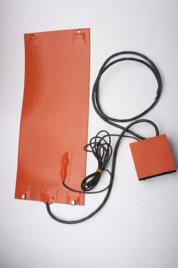 Manufacture Extruding Silicone Electric Heating Pad pictures & photos