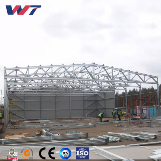 China Metal Construction Prefab Steel Structure Farm, Industrial ...