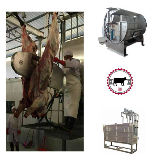 Cow Cattle Slaughtering Equipment Abattoir Equipment for Sale