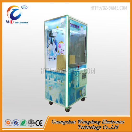 Newest Design Mini Toy Crane Machine for Shopping Mall pictures & photos