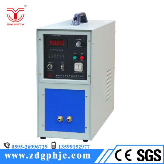 Induction Welder for Diamond Saw Blade Brazing pictures & photos