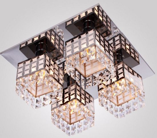 Modern LED Crystal Ceiling Lamp for Decorate and Villa pictures & photos