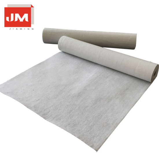100% Polyester White Fabric Nonwoven The Surface of Suture Materials Sticky Back Felt Pads