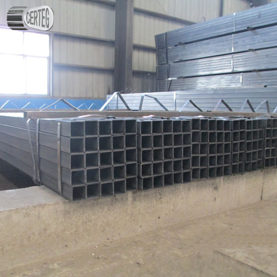 100X100 Square Steel Tube, Building Square Pipe