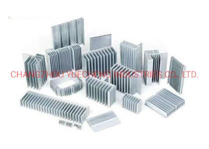 Aluminum /Aluminium Extruded/Extrusions Profiles for Windows/Doors/Industrial/Decoration/Balustrade/Heatsink