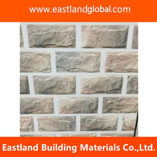 Eastland External Decorative Fiber Cement Siding 3D Cement Cladding