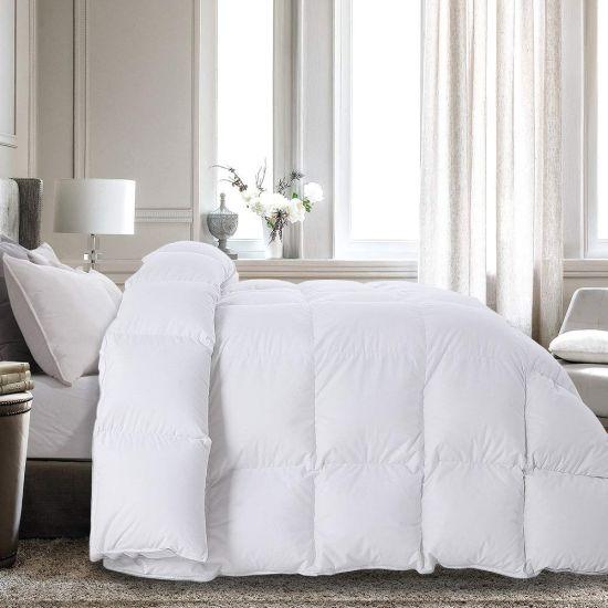 Hot Sale Home & Hotel Microfiber Polyester Duvet Full Size Down Alternative Comforter