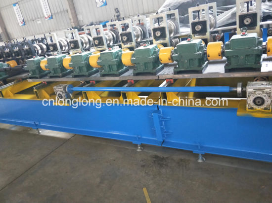 Hydraulic T Bar Roll Forming Machine for Decoration Usuage Ceiling pictures & photos