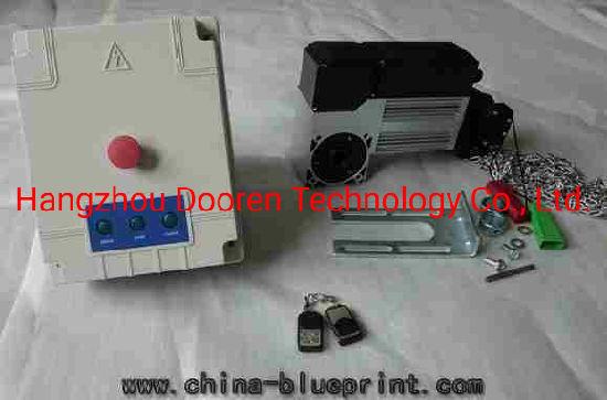 Industrial Door Operator for Sectional Rolling Door Opener with Ce Mark