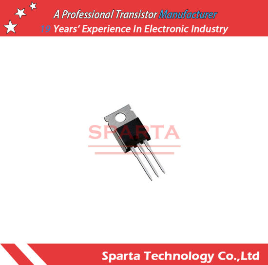 lot de 2 IRF100B201 Transistor Mosfet 100V 192A TO-220AB Infineon RoHS