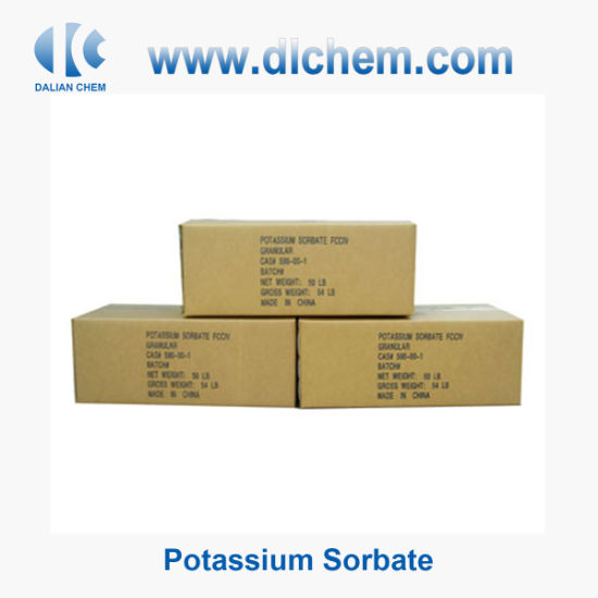 High Purity Potassium Sorbate E202 Factory Supplier in China pictures & photos