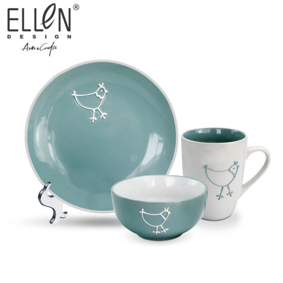 Promotional Tableware Ceramic Dinner Sets