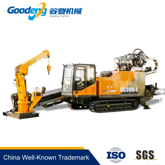 Goodeng 90 ton pipeline jacking machine/HDD drill machine