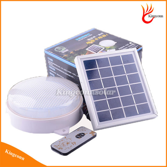 30led Remote Control Rechargeable Solar Ed Led Indoor Light Outdoor