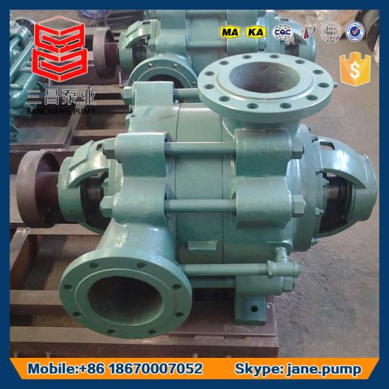 Non Clog Self Priming Boat Dewatering Pumps pictures & photos