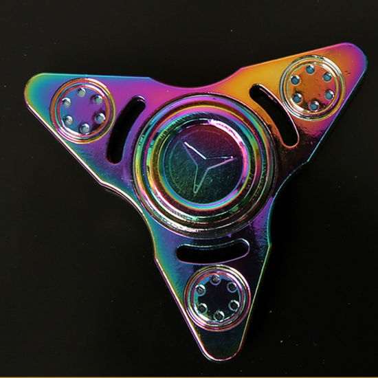 UFO Shape Finger Fidget Educational Hand Spinner Toys pictures & photos
