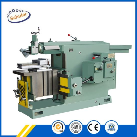 Bc6066 Planner Horizontal Mechanical Metal Shaping Shaper Machine