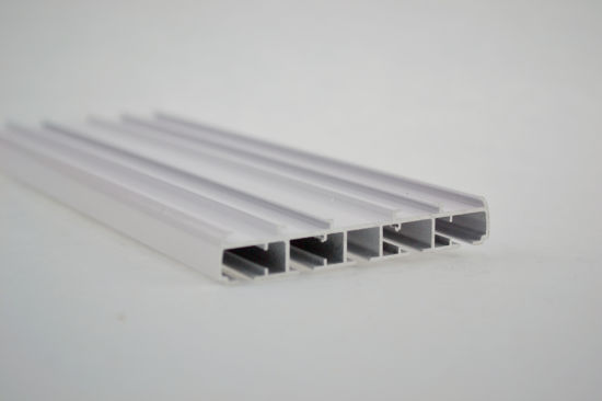 Flat Panel Curtain Track Rail Factory Supplier