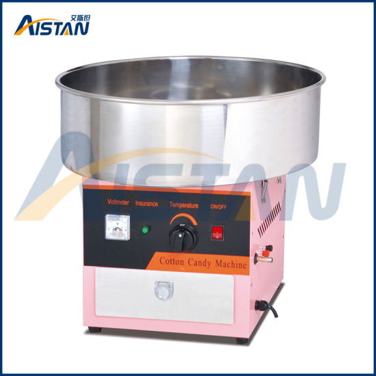 China Mh480 Gas Candy Floss Machine of Catering Equipment - China ...
