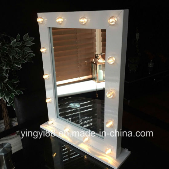 China Factory Direct Sale Hollywood Vanity Mirror China Hollywood