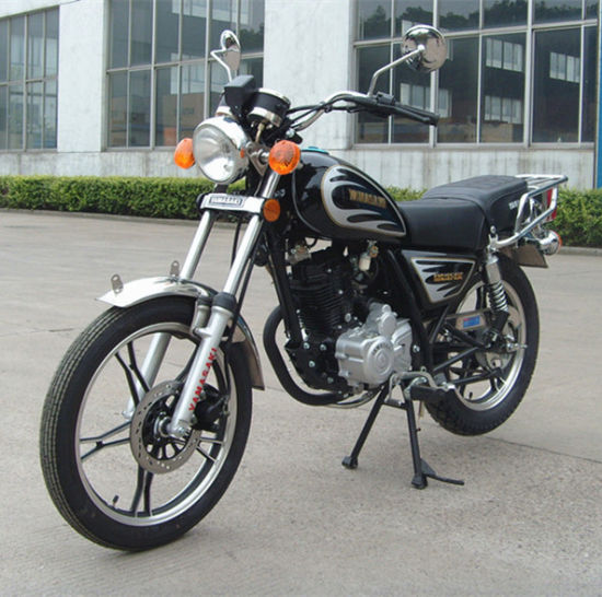 Street Bike 125cc Motorcycle for Africa Market