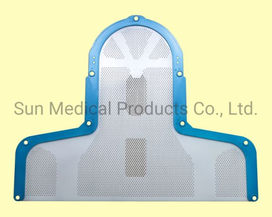 Civco Type-S Head & Shoulder Immobilization Mask Thermoplastic Mask