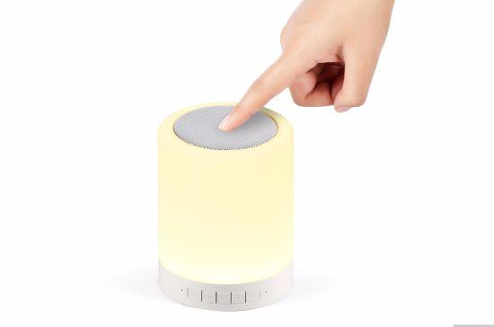 Hot Sale Bluetooth Speaker with LED Light
