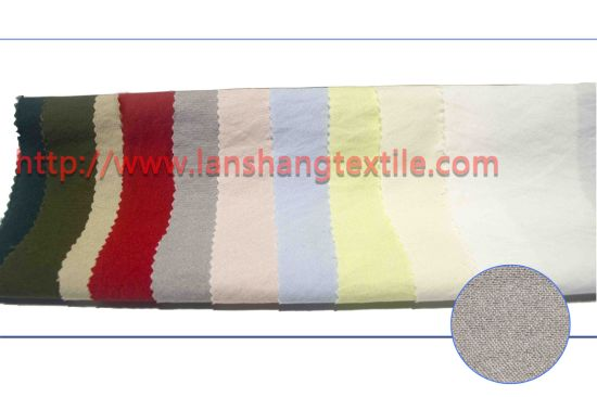 Dyed Rayon Woven Nylon Polyester Fabric for Woman Dress Skirt