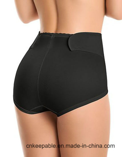 Hot Selling Seamless Butt Lifter Padded Panties Enhancer Womens Underwear pictures & photos