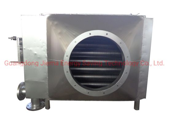 Boiler Economizer Heat Exchanger Unit for Flue Gas Waste Heat Recovery/Air Preheater