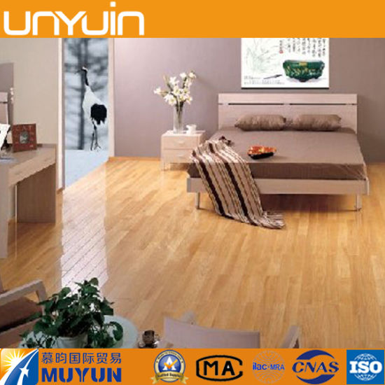 PVC Floor Covering, Vinyl Flooring Tile, Maple Building Material pictures & photos